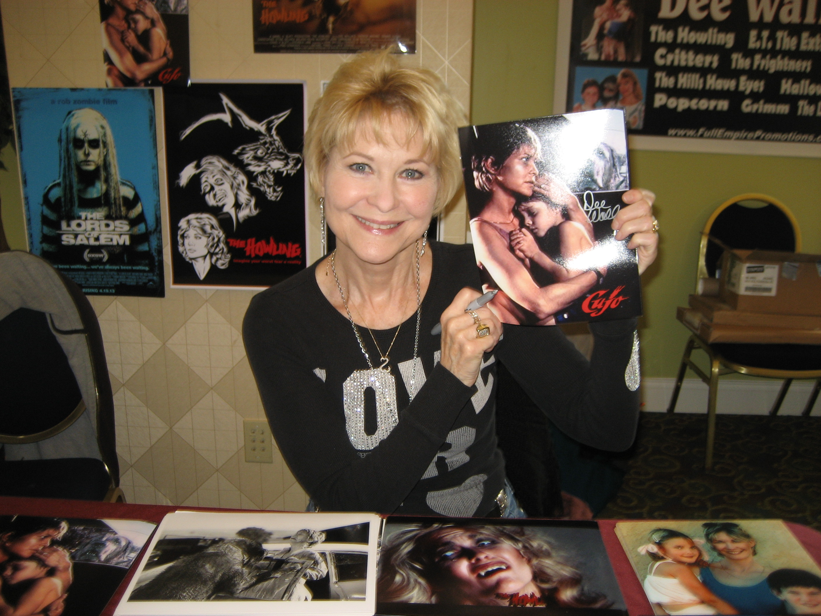 Dee Wallace Feet