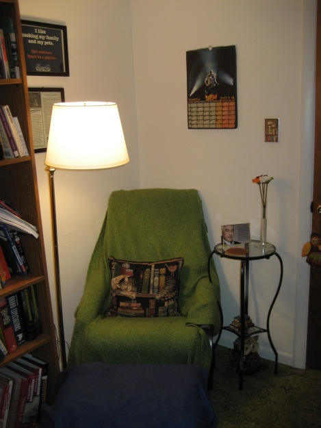 The Official Reading and Writing Space