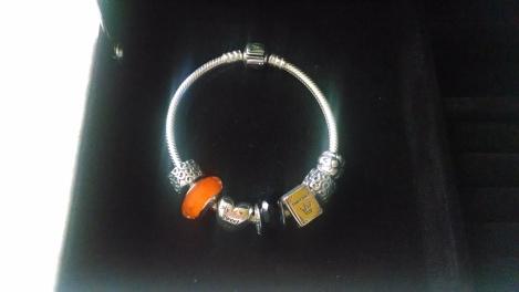 My First Pandora Bracelet