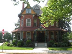 Doc Hallen's House