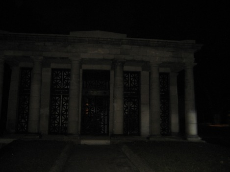 Former Corpse Storage